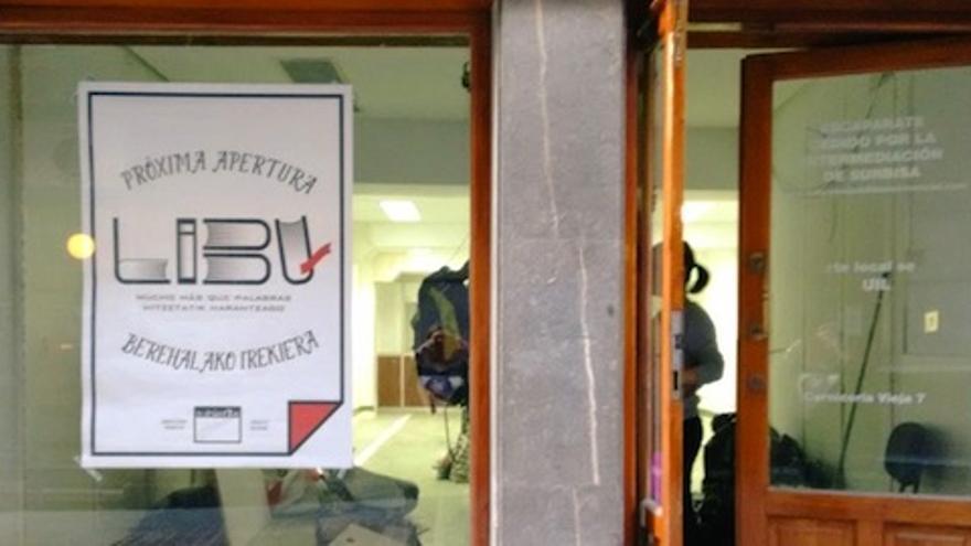 Libu abre sus puertas esta semana en el Casco Viejo de Bilbao.
