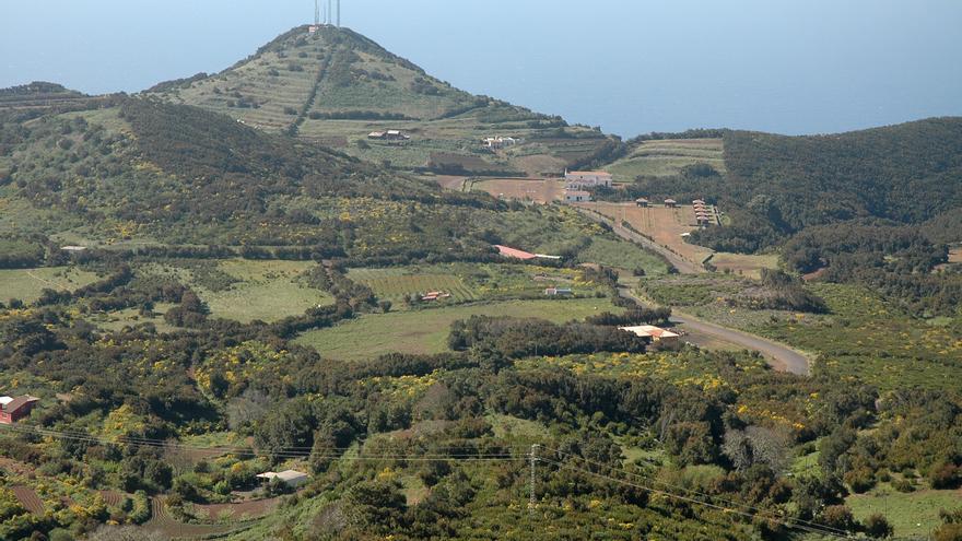 Panorámica de Santo Antonio del Monte.