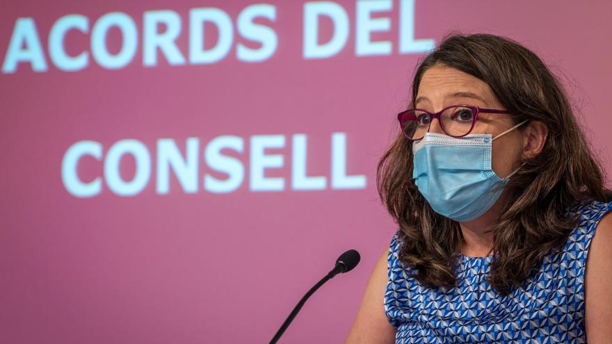 La Generalitat Valenciana pide al TSJ ampliar el toque de queda a 77 municipios