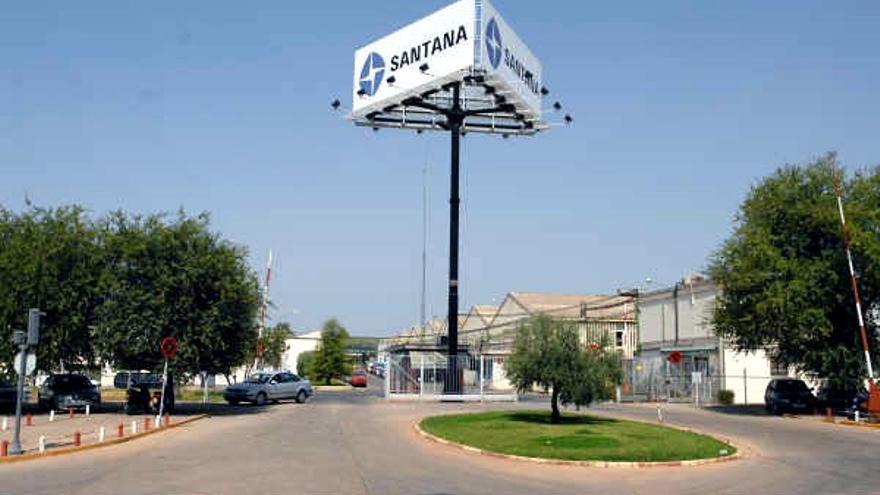 La Junta autoriza la extinción por liquidación de Santana Motor