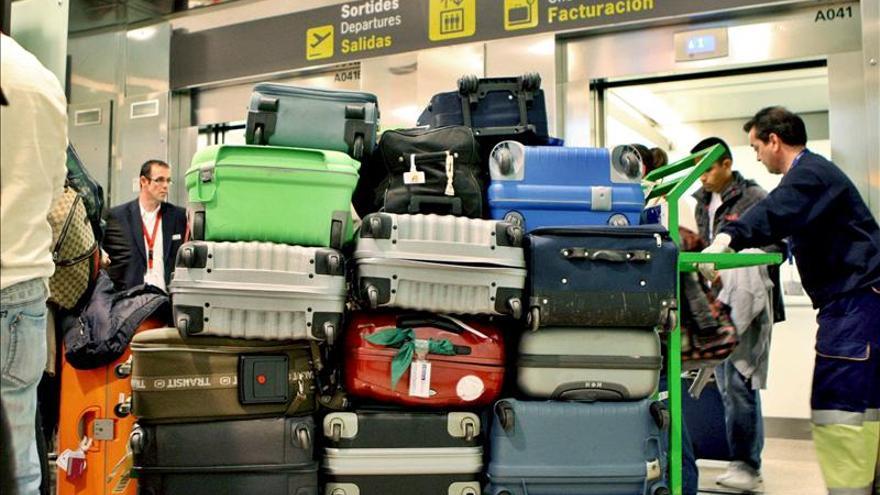 Más de 26 millones de maletas perdidas, dañadas o retrasadas en aeropuertos