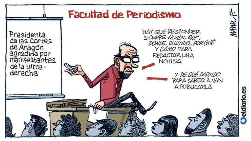 Facultad de periodismo