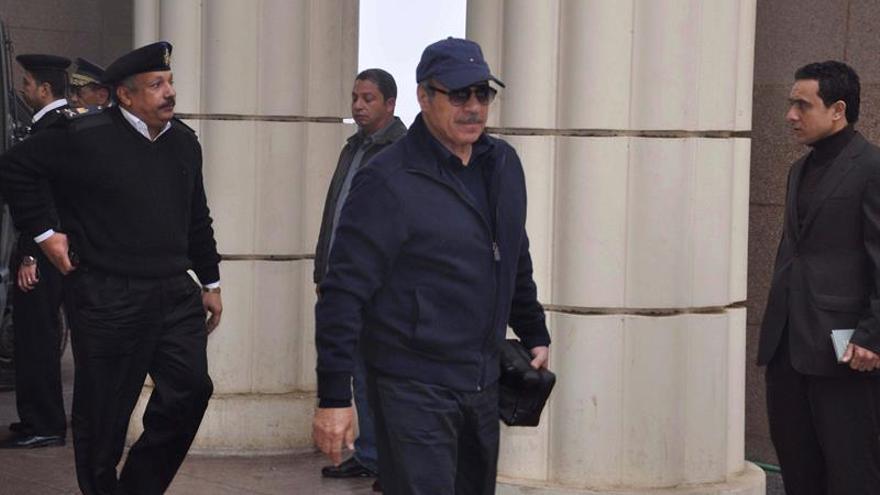 Condenado a 7 años de prisión el último ministro de Interior de Mubarak