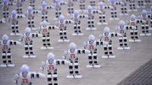 En los últimos años, varias empresas están formando un ejército de bailarines robóticos cada vez más numeroso