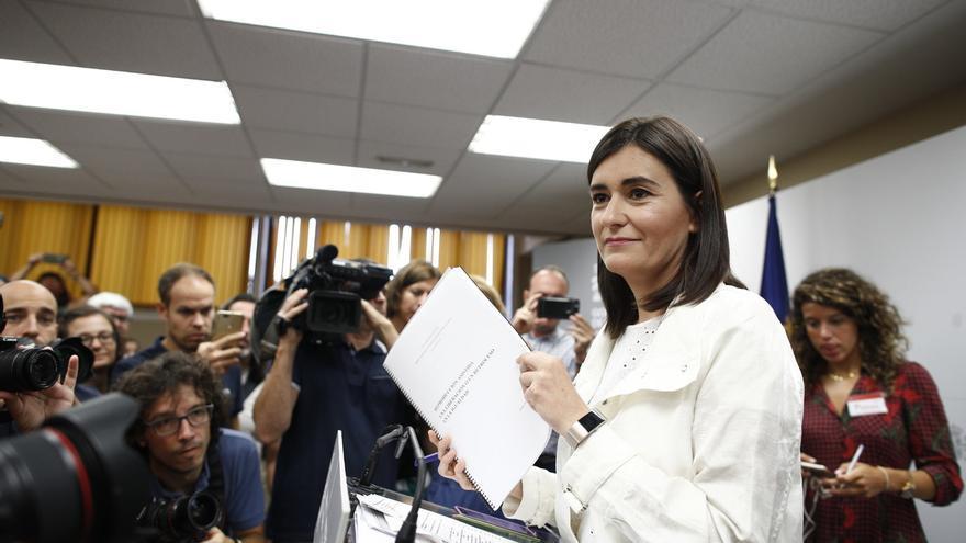 """La Inspección de la URJC constata que ha habido cambios en el expediente de Montón y tomará las """"medidas oportunas"""""""