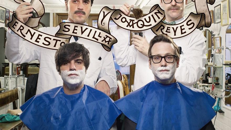 Viejóvenes, el espectáculo de Ernesto Sevilla y Joaquín Reyes