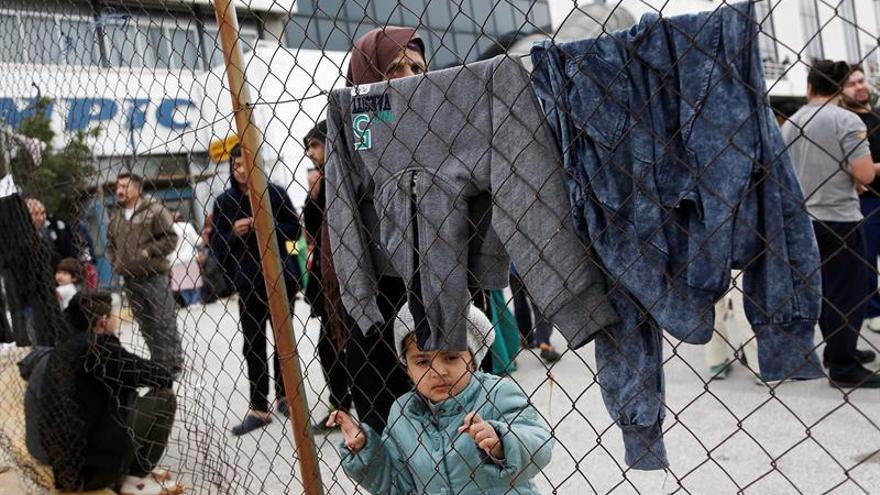 Muzalas niega la huelga de hambre en el centro de refugiados y culpa a los activistas