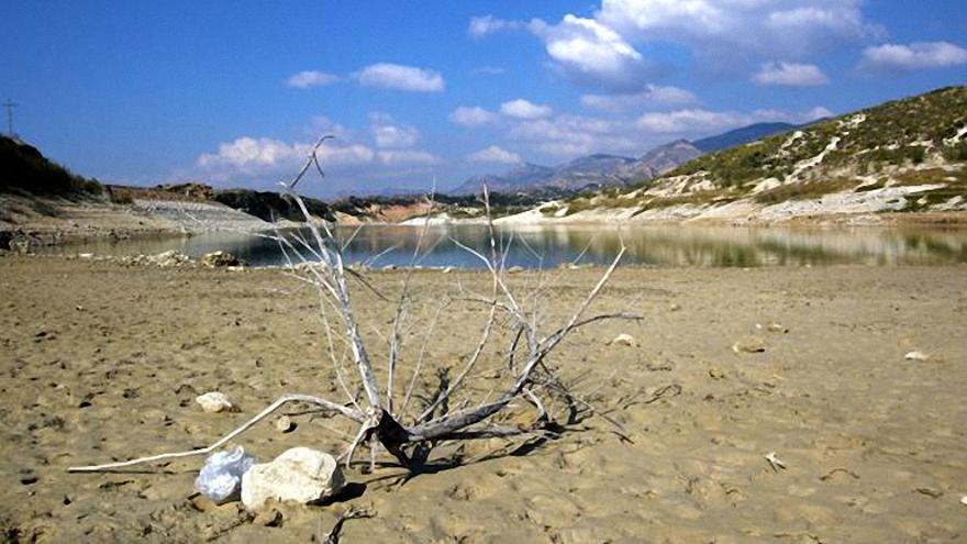Sequía en Ciudad Real