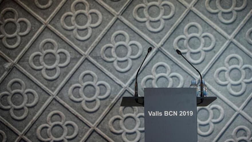 Valls quiere ser el próximo alcalde de Barcelona con una plataforma ciudadana