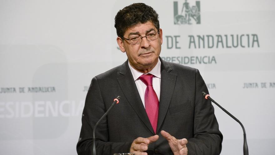 Diego Valderas rechaza la propuesta de Susana Díaz para ser Comisionado de la Memoria Histórica
