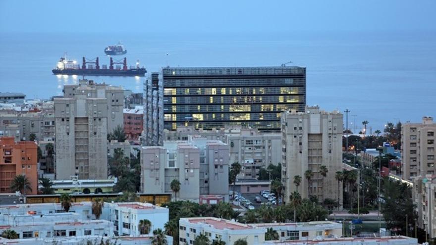 Ciudad de la Justicia en Las Palmas de Gran Canaria