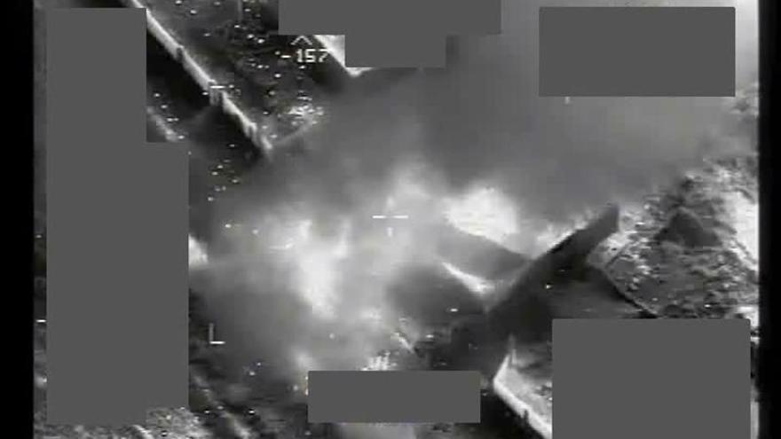 Aviones británicos realizan misiones de reconocimiento en Siria