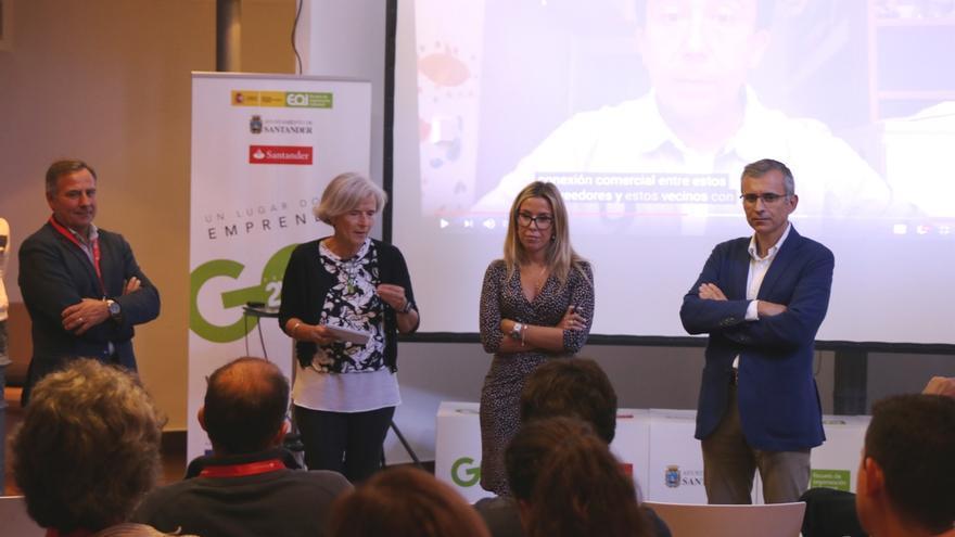 Diseño de producto, desarrollo del soporte tecnológico o búsqueda de contactos, en Coworking Santander