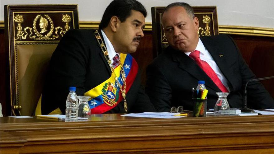 """Cabello reconoce la derrota del chavismo y agradece al """"pueblo revolucionario"""""""
