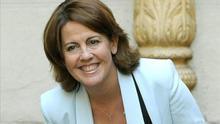 Yolanda Barcina, expresidenta de Navarra.