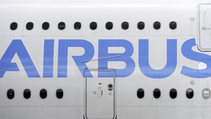 Airbus aumentó un 52 % su beneficio trimestral con 608 millones de euros