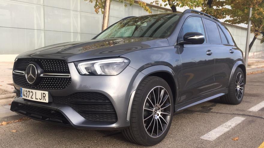 Avalancha de híbridos enchufables  de Mercedes hasta finales de año