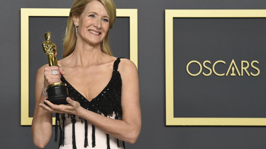 Laura Dern, en los Oscar 2020