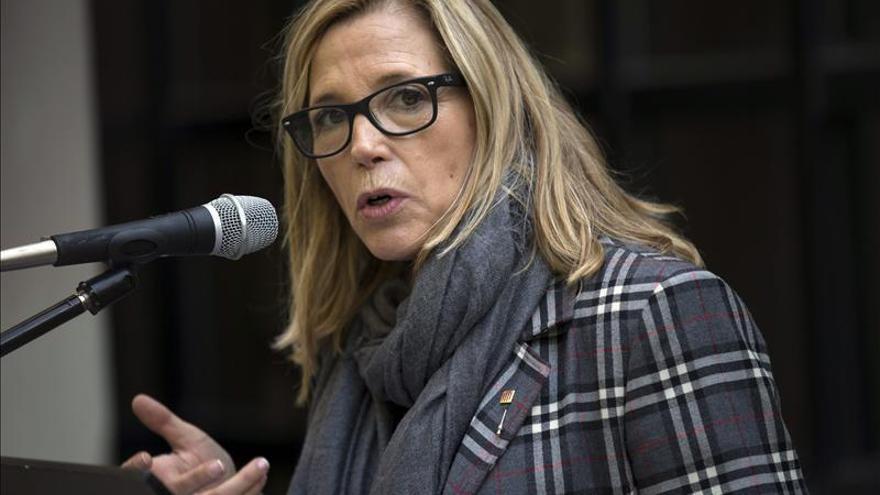 """Joana Ortega cree que Rajoy ha hecho un """"mitin"""" con descalificaciones y sin propuestas"""
