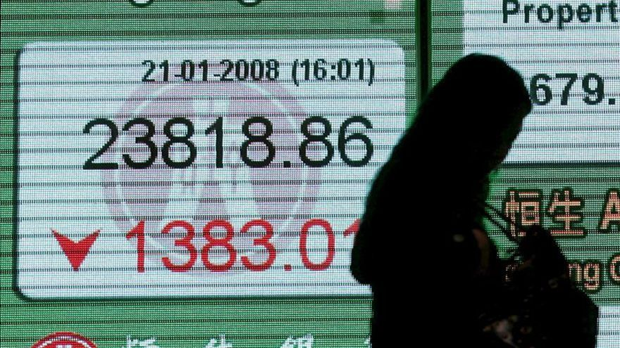 La Bolsa de Hong Kong abre sin cambios