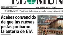 La entrevista a Mariano Rajoy en la jornada de reflexión tras el 11M que el PP no denunció