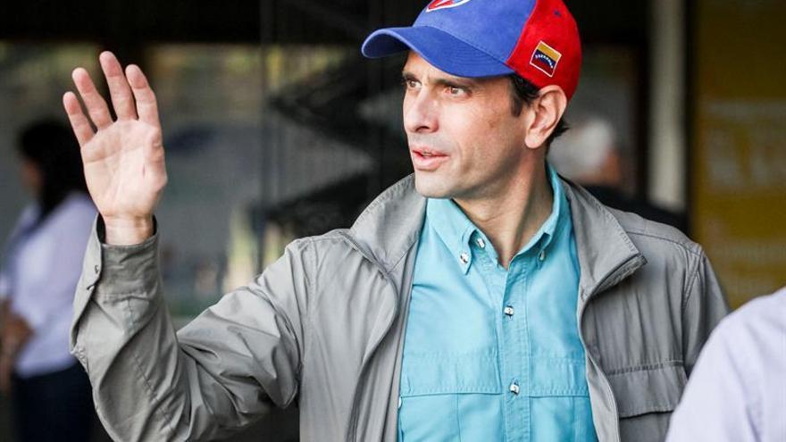 Los partidos de Capriles y López piden una oposición coherente para lograr el cambio