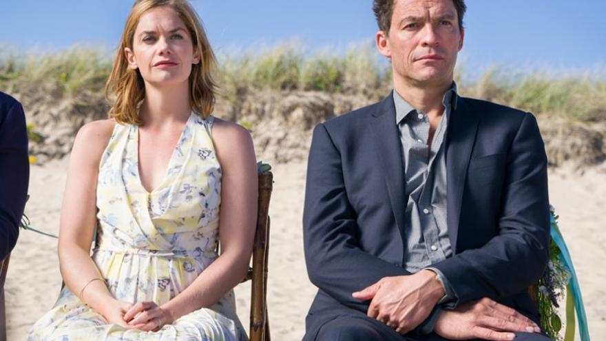 Los protagonistas de 'The Affair'