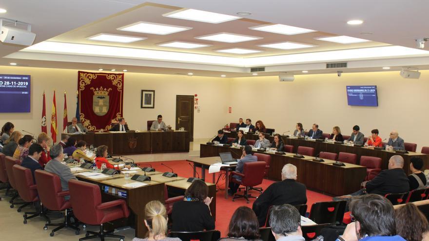 Pleno en el Ayuntamiento de Albacete