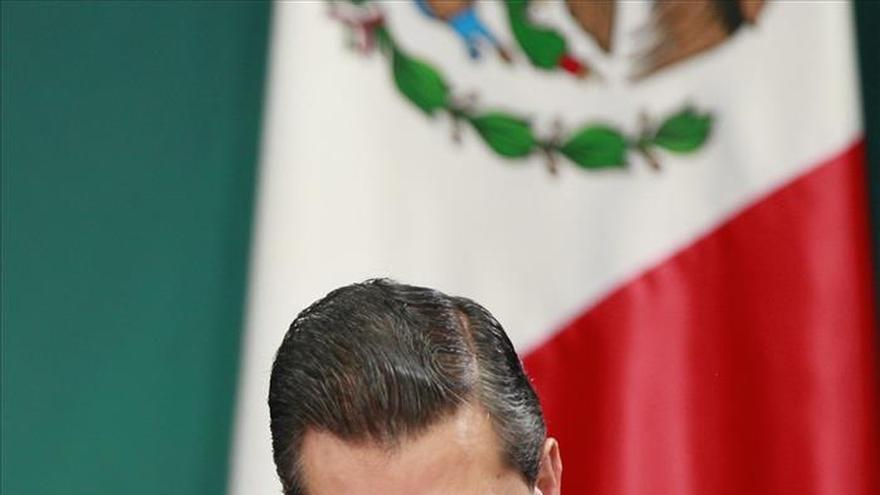 Enrique Peña Nieto, en una imagen de archivo.