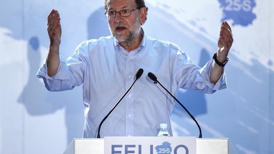 Rajoy prefiere que no haya terceras elecciones y pide al PSOE que recapacite