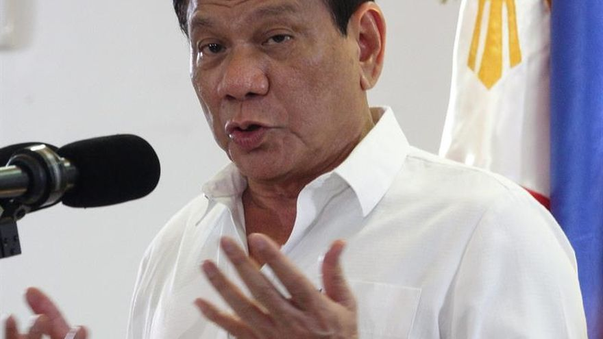 La ONU pide que se investigue al presidente de Filipinas por los asesinatos que admitió