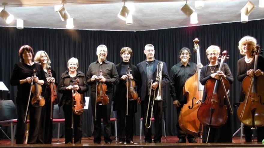 En la imagen, Ensemble Antonio Vivaldi.