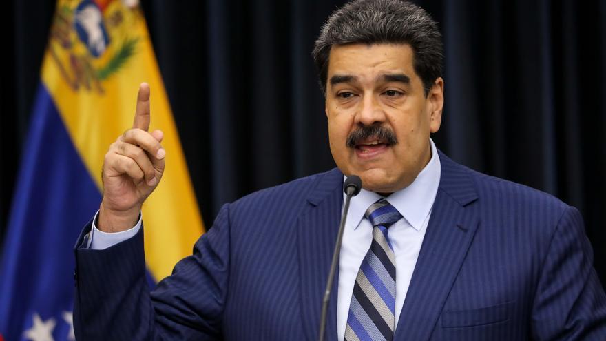 Maduro acusa a Duque de robar recursos para atender a los migrantes venezolanos