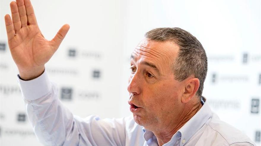 Baldoví: Un Gobierno a la valenciana será posible si el PSOE quiere