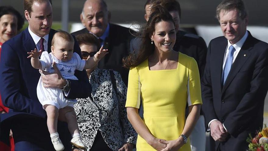 Los duques de Cambridge llevarán a sus hijos en su viaje oficial a Canadá