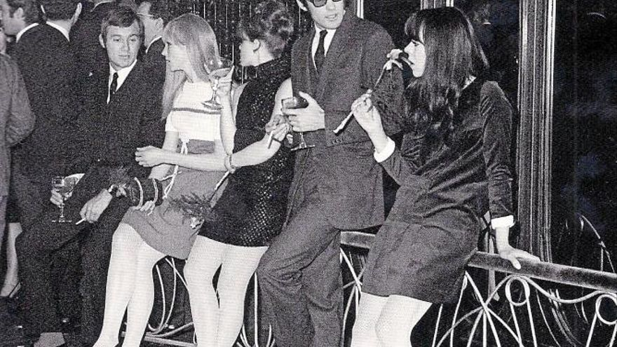 Sortida del mític Bocaccio, a finals dels 60