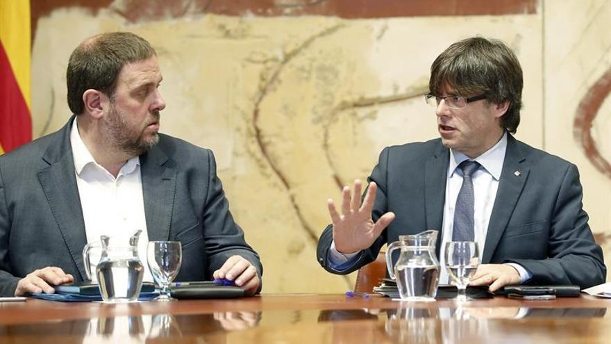 """La CUP aprueba una enmienda para """"liberarse"""" del pacto con Junts pel Sí"""
