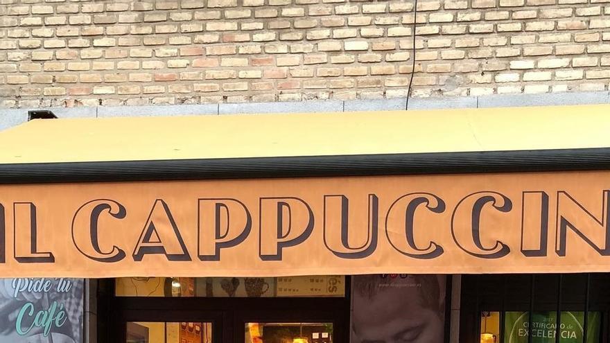 Il Cappuccino, un establecimiento especializado en cafés en Toledo