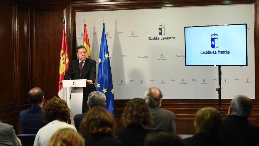 Emiliano García-Page presenta plan infraestructuras