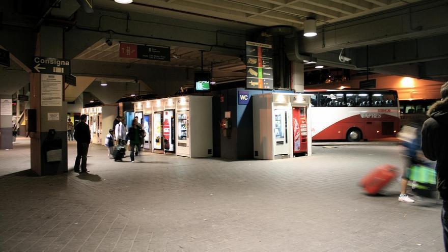 Estación de Autobuses (Foto: Roberto Garcia Fadon | Flickr)