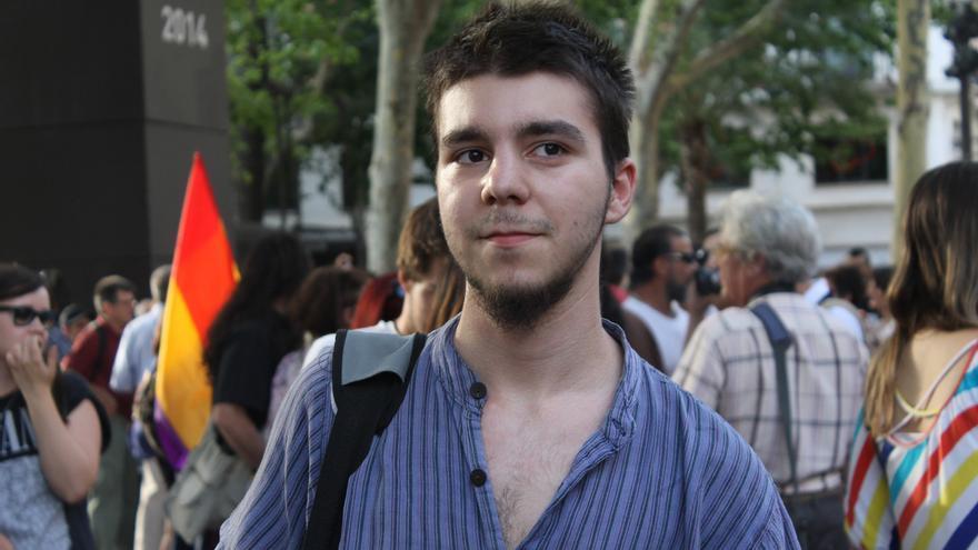 Alfonso Gautier (22 años).