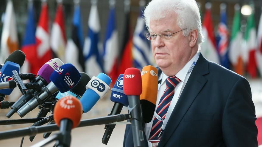 La UE convoca al embajador de Rusia tras la sanción de Moscú a Sassoli