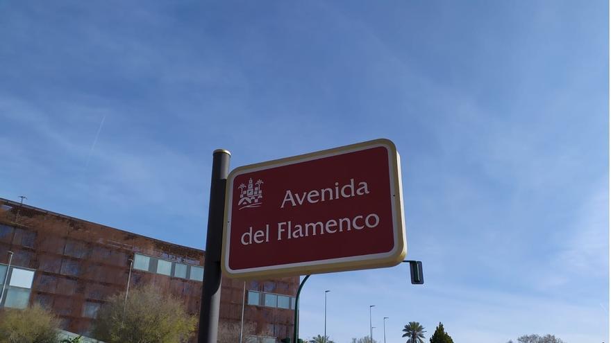 El Defensor andaluz admite a trámite la queja por dedicar la avenida del Flamenco a un franquista