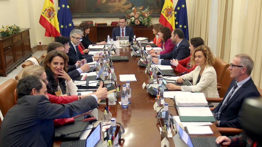 Sánchez y sus ministros han visitado Cataluña al menos 38 veces en seis meses