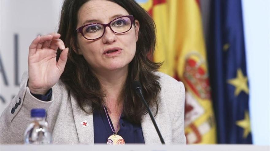 """Oltra sobre el PP de Valencia: """"Los ha disuelto la corrupción"""""""