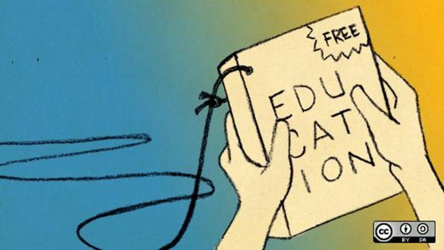 Los recursos educativos abiertos son gratuitos y modificables