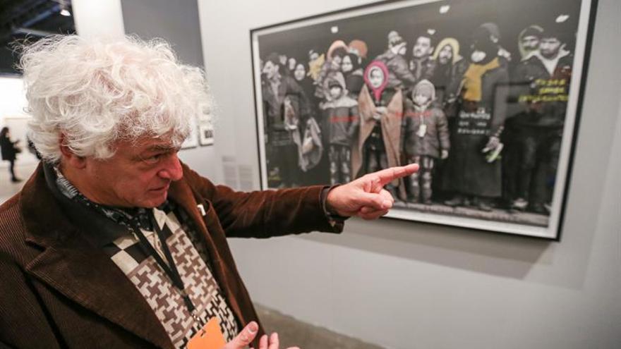 """El argentino Marcelo Brodsky lleva su exposición """"Mito fundacional"""" a Bogotá"""