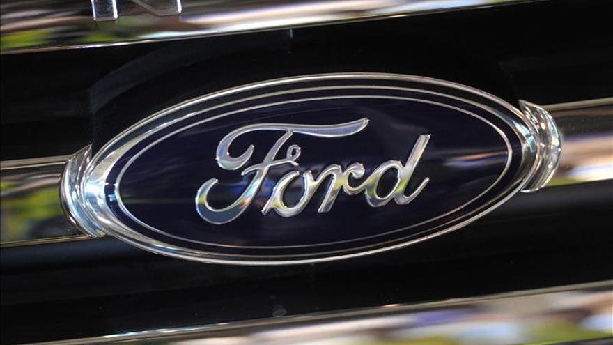 Las ventas de Ford en China suben un 19 % en enero hasta récord mensual