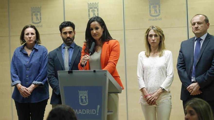 Villacís (Cs) pide no engañarse: No es el caso Aguirre, es el caso PP