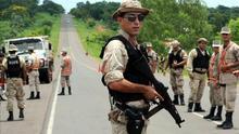 La Policía de Paraguay desplegará a sus 26.000 agentes en la jornada de huelga